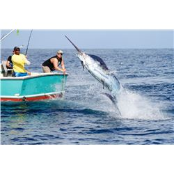 3-Day/4-Night Fishing Trip for Two Anglers in Panama