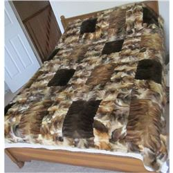 Luxurious Russian Sable Blanket