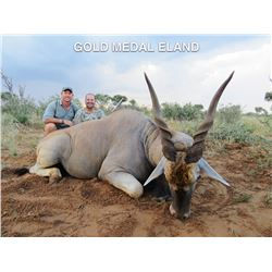 6-Day/7-Night Plains Game Hunt for One Hunter in South Africa - Includes Trophy Fees