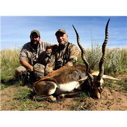 10-Day Argentina Big Game Hunt for Two Hunters Hosted by Universal Sportsman's TV Show and Universal