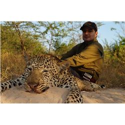 21-Day Dangerous Game African Hunting Safari for One Hunter in Tanzania - Includes Trophy Fee Credit
