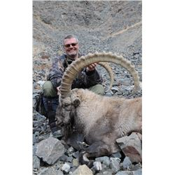 7-Day Gobi Ibex Hunt for One Hunter in Mongolia - Includes Trophy Fee