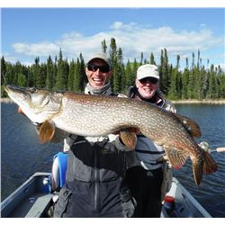 4-Day Fishing Trip for Two Anglers in Manitoba, Canada