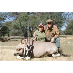 7-Day Plains Game Hunt for One Hunter and One Non-Hunter in Namibia - Includes Trophy Fees and Taxid
