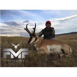 3-Day Pronghorn BOW Hunt for Two Hunters in Colorado