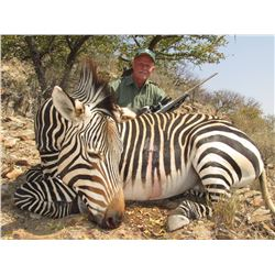 7-Day Plains Game Hunt for Two Hunters and Two Non-Hunters in South Africa - Includes Trophy Fees