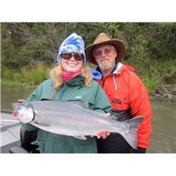 Alaska Kenai Peninsula Fishing Trip