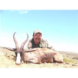Sadaka Safaris 5-Day 2x1 Plains Game Hunt for (2-4) Hunters in South Africa