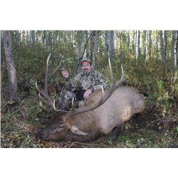 5-Day Fully Guided Elk Hunt w/X-treme Outfitting
