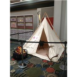 Colorado Cylinder Stoves Tent Package
