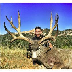 2016 Paunsaugunt Muzzleloader Deer Conservation Permit