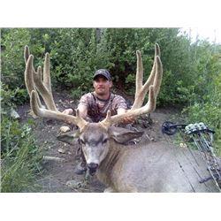 2016 Utah Henry Mountain Deer (Muzzleloader) Conservation Permit