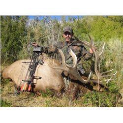 Owens Valley Tule Elk Permit