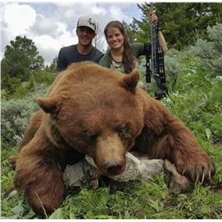 2016 Montana Spring Bear Hunt (1 hunter)