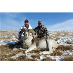 Kyrgyzstan Marco Polo Sheep Hunt