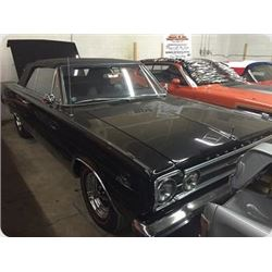 2:15 SATURDAY FEATURE! 1967 PLYMOUTH SATELITE CONVERTIBLE