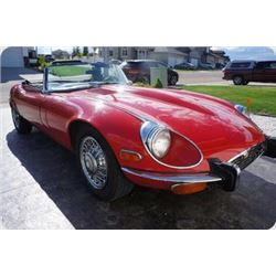 1973 JAGUAR XKE SERIES III ROADSTER
