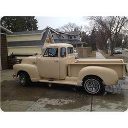 1953 CHEVROLET 5 WINDOW 3100 DELUXE