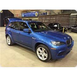 2011 BMW X5 M SERIES