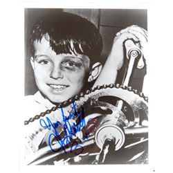 Jerry Mathers Signed 8 x 10 Photo Leave It To Beaver