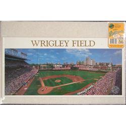 Old Wrigley Field Triptych Andy Jurink Bill Goff Print