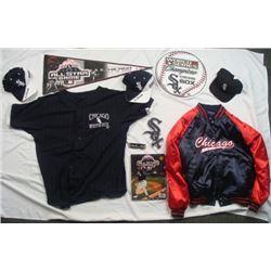 MLB Dealer Lot Chicago White Sox- Jacket Hats Program