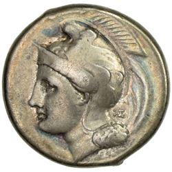 VELIA: ca. 350-251 BC, AR didrachm (7.55g), S-461var