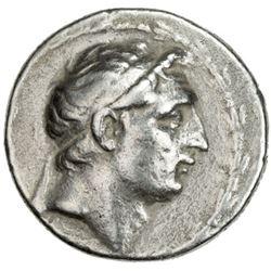 SELEUKID KINGDOM: Demetrios I Soter, 162-150 BC, AR tetradrachm (16.59g), undated