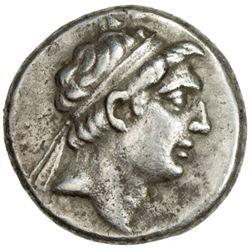 SELEUKID KINGDOM: Demetrios I Soter, 162-150 BC, AR tetradrachm (15.68g), Sel-158 (155/54 BC)
