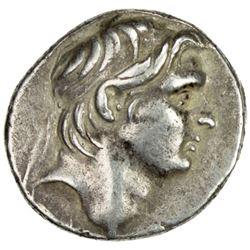 SELEUKID KINGDOM: Demetrios I Soter, 162-150 BC, AR tetradrachm (16.41g), Sel-161 (152/51 BC)