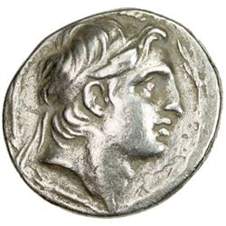 SELEUKID KINGDOM: Demetrios I Soter, 162-150 BC, AR tetradrachm (16.19g), Sel-161 (152/51 BC)