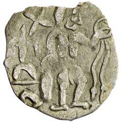 DAHAE: Anonymous, ca. 330-250 BC, AR obol (0.39g)