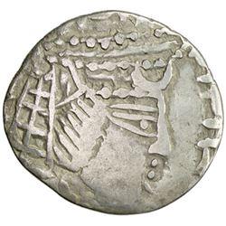 CHORESMIA: Ramik, late 6th century, AR tetradrachm (6.33g)