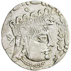 CHORESMIA: Sawrshafan, ca. 751-762, AR tetradrachm (3.13g)