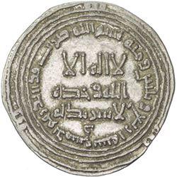 ABBASID: al-Saffah, 749-754, AR dirham (2.88g), Dimashq, AH134