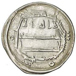 ABBASID: al-Rashid, 786-809, AR dirham (2.86g), Balkh, AH184
