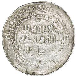 ABBASID: al-Muti', 946-974, AR dirham (3.67g), Antakiya, AH357