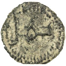 ABBASID: Thamal, early 900s, AE fals (1.95g), NM [Tarsus], ND