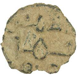ABBASID: Thamal, early 900s, AE fals (1.59g), NM [Tarsus], ND