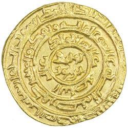 AYYUBID: al-Nasir Yusuf I (Saladin), 1169-1193, AV dinar (3.92g), al-Qahira, AH575