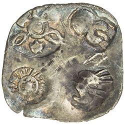 ANCIENT INDIA: AR 1/2 karshapana (1.93g), ca. 6th-5th century BC