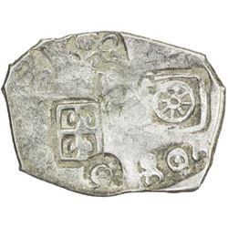 MAGADHA: AR karshapana (3.38g), ca. 500-430 BC