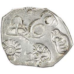 MAGADHA: AR karshapana (3.45g), ca. 500-430 BC