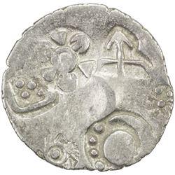MAGADHA: AR karshapana (3.04g), ca. 500-430 BC