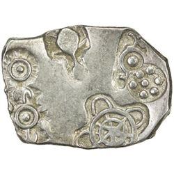MAGADHA: AR karshapana (3.33g), ca. 500-430 BC