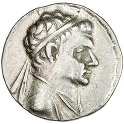 INDO-GREEK: Heliokles I, ca. 145-130 BC, AR tetradrachm (16.69g)