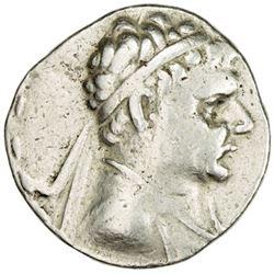 INDO-GREEK: Heliokles I, ca. 145-130 BC, AR tetradrachm (16.68g)