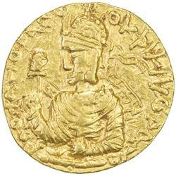KUSHAN: Huvishka, ca. 155-187, AV stater (7.82g)