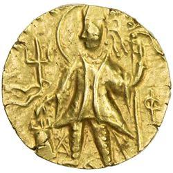 KUSHAN: Chhu, ca. 310-325, AV stater (7.86g)