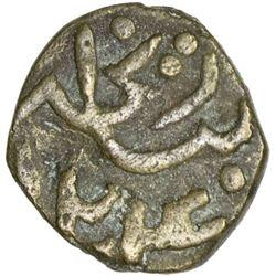 HARAR: Abd Al-Shakur, 1782-1794, BI mahallak (1.95g), AH1204